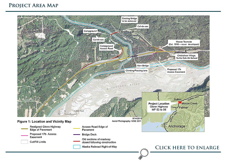Bluff Alaska Map.Alaska Transportation Public Facilities